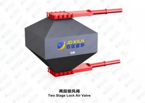 Two Stage Lock Air Valve