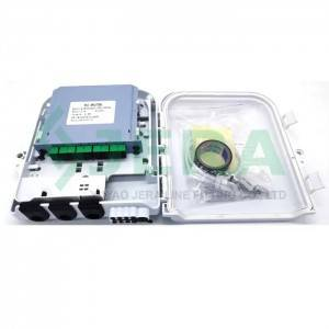 Fiber optic distribution box, FODB-8A.1