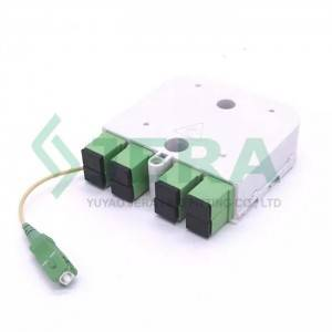 Mini PLC Cassette splitter