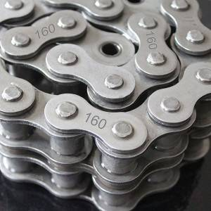 (B Series Single Stand)Short Pitch Precision Roller Chains 160-2(32A-2)