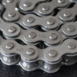 (B Series Single Stand)Short Pitch Precision Roller Chains 100-1(20A-1)