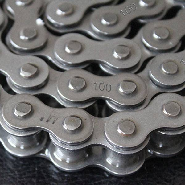 (B Series Single Stand)Short Pitch Precision Roller Chains 100-1(20A-1) Featured Image