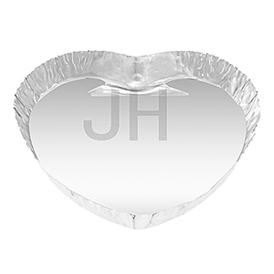 Heart Foil Container HT70