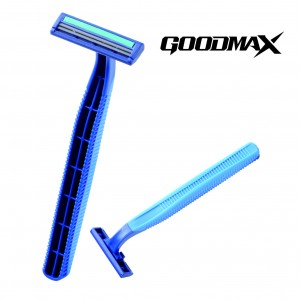 Twin Blade Big Shaving Disposable Safety Razor SL-3018L