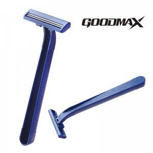 safety barber Twin blade disposable shaving razor SL-3011