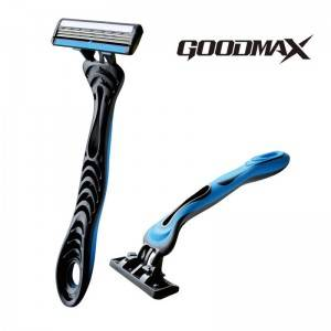 Triple blade classical design men disposable razor 3105TL