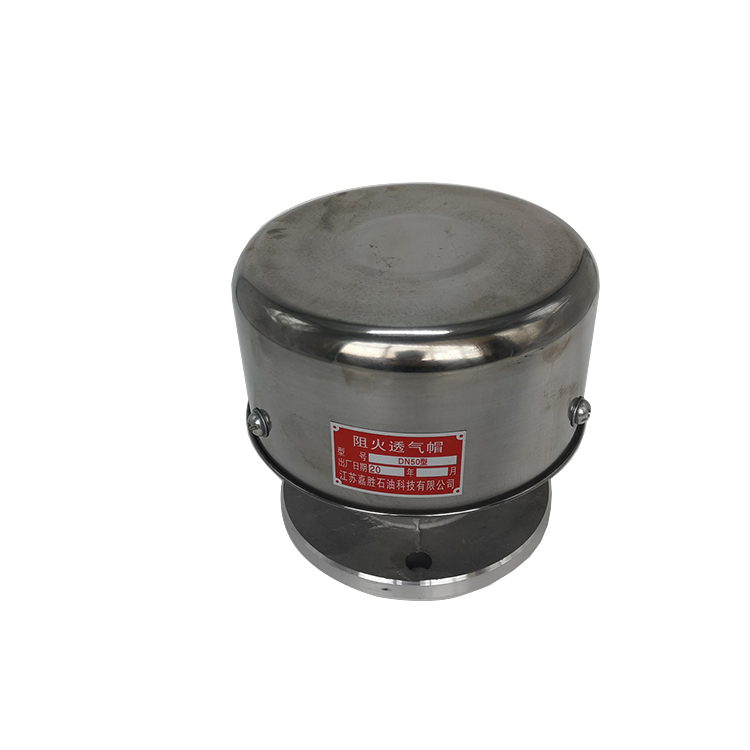 Fire resistance ventilation cap Featured Image