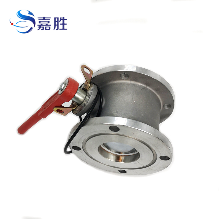 Round Flange Ball Valve Featured Image