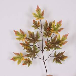Factory export quality good price yellow autumn color leaves