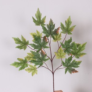 2020 Martket hot selling wholesale artificial maple leaves