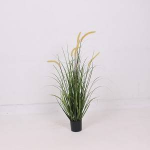 EVA DECORATIVE SETARIA POND GRASS WITH FLOWERS