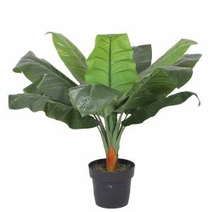 New hot sale good quality plastic bonsai tree house decors