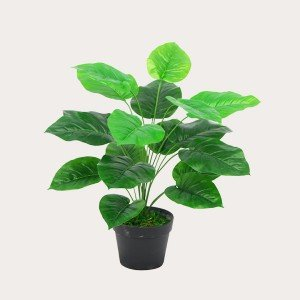Small cheap artificial plants for home table decoration faux bonsai China Garden supplier for supermarket shopping mall sale