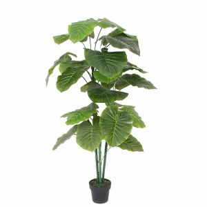 Latest product different styles green mini potted artificial tree plants
