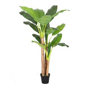 Cheap artificial plant online artificial tropical plants big leaf artificial plants