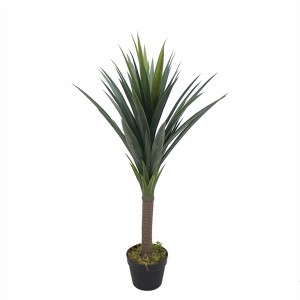 New arrival factory artificial yucca plant for sale