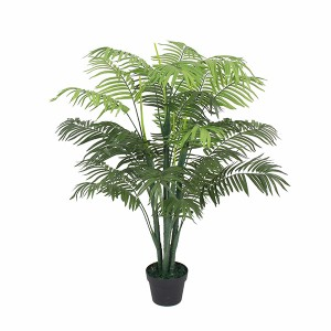Top selling good quality eco plastic cheap home decoration evergreen artificial plant