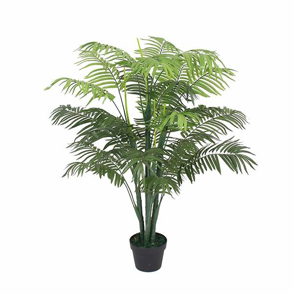 Top selling good quality eco plastic cheap home decoration evergreen artificial plant Featured Image