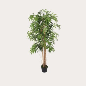 China factory direct artificial plant high quality artificial bamboo tree for decoration
