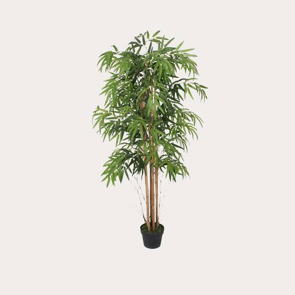 China factory direct artificial plant high quality artificial bamboo tree for decoration Featured Image