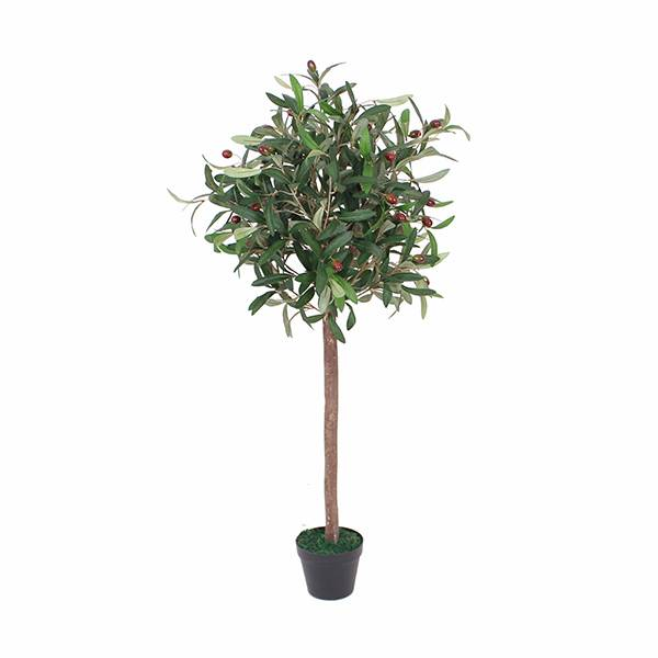 Factory manufacturing artificial plant olive trees for decoration Featured Image