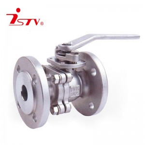 China Factory for China Class 150 Stainless Steel ANSI Wcb/304/316 Floating Flange Ball Valve with ISO5211 Mounting Pad