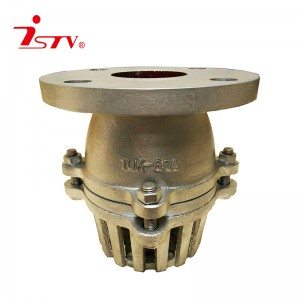 2020 New Style Pressure Reducing Valve - JIS foot valve – Jiest