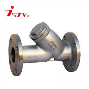China wholesale New-Tech Nanomaterial Pipeline - JIS Y Type Strainer – Jiest