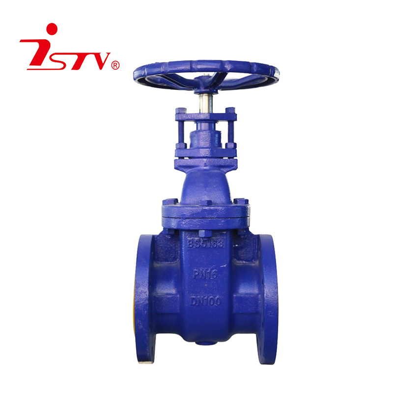 BS5163 metal seal gate valve