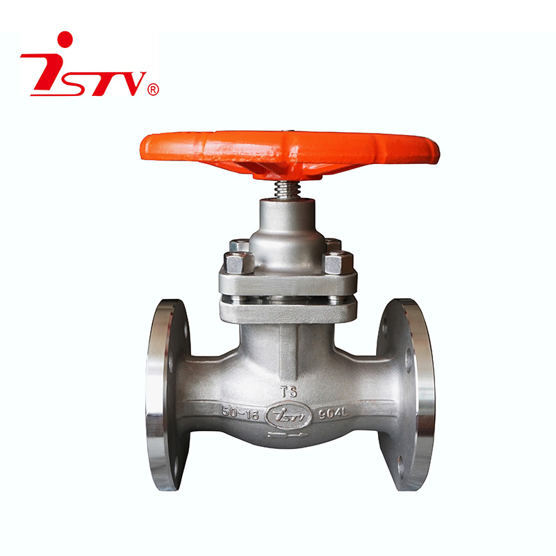Special materials energy saving plunger valve Featured Image