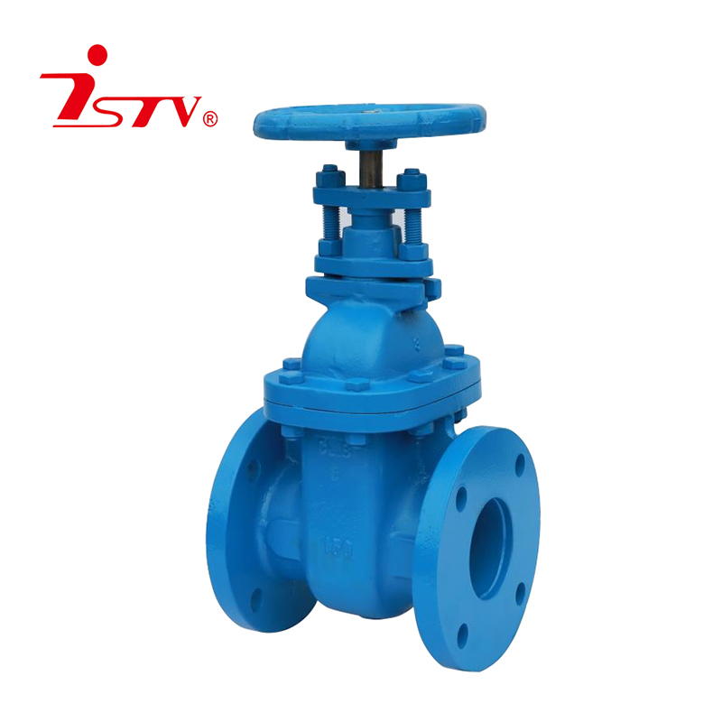 ANSI metal seal gate valve