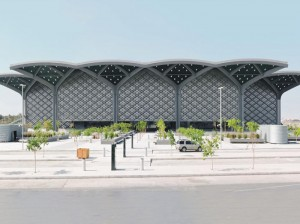 Saudi Arabian Haramain High Speed Rail Station(Mecca – Medina)