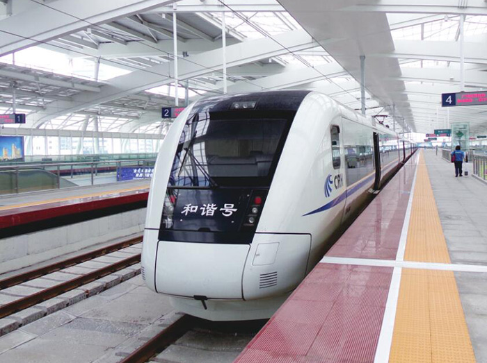 Guangzhou-Zhuhai Intercity Mass Rapid Transit Featured Image