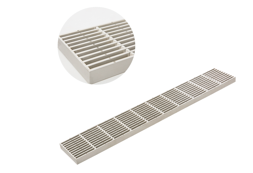 SC-1603 Stainless Steel Drain With Frame