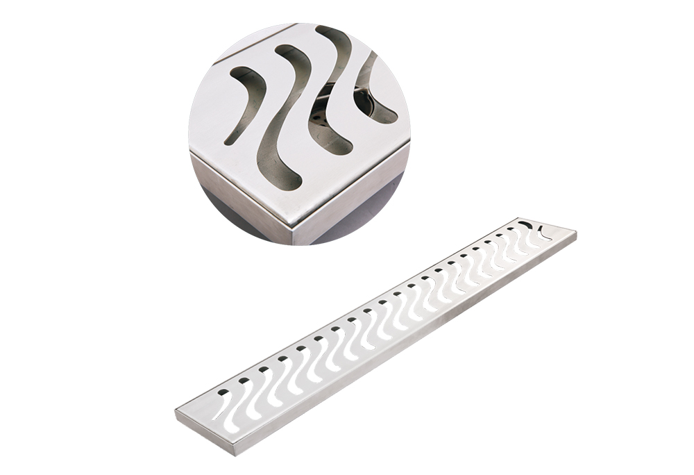 SC-1606 Stainless Steel Grating and Drain made by the manufacturer of china