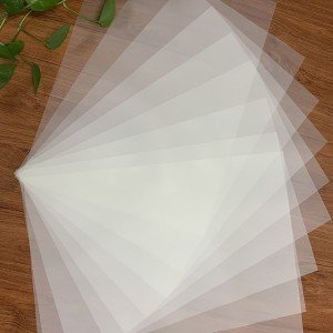 Cold Peel Super Matte Finish Heat Transfer Release Film For Offset Printing
