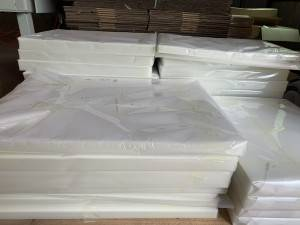 COLD PEEL MATTE FINISH PET FILM FOR SCREEN & OFFSET PRINTING