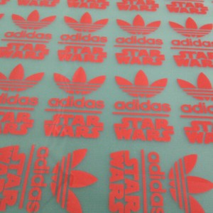 Silicone Matte Finish Heat Transfer Pet Film