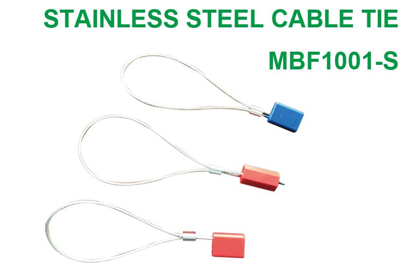 Stainless Steel Cable Tie MBF1001-S