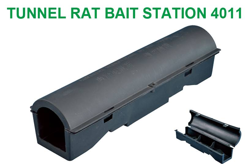 Tunnel Rat Bait Station 4011