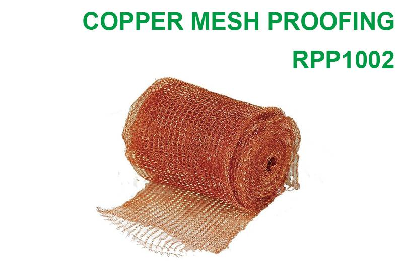 Copper Mesh Proofing  RPP1002