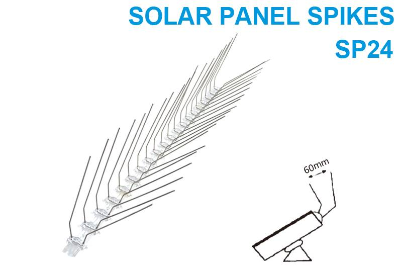 Solar Panel Spikes ​SP24 Featured Image
