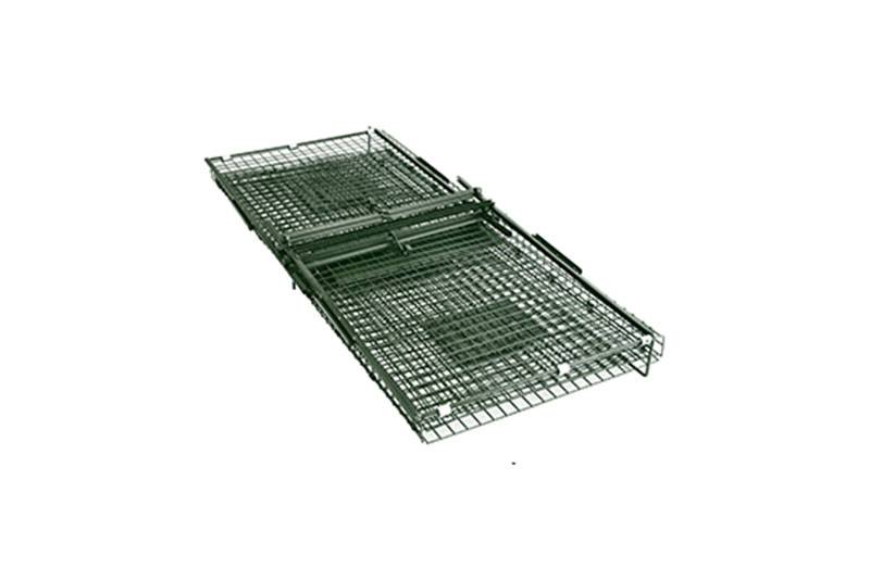 Collapsible Dog Trap Cage 2014