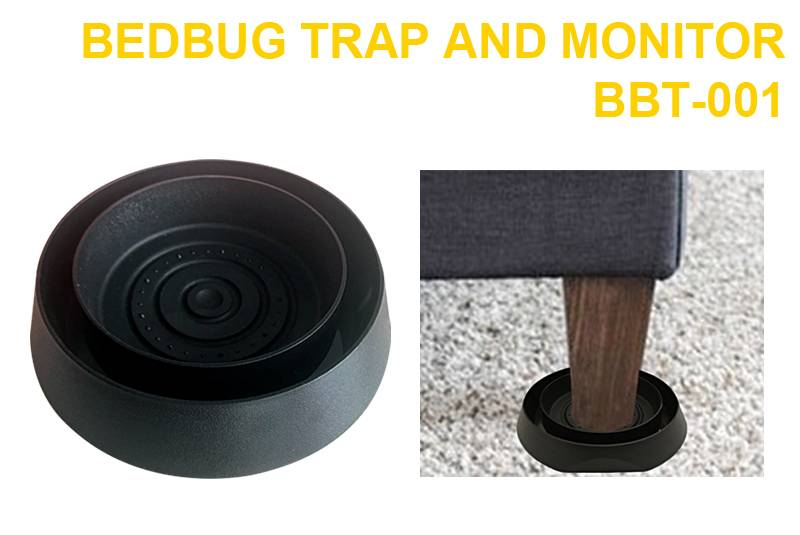 Bedbug Trap and Monitor BBT-001