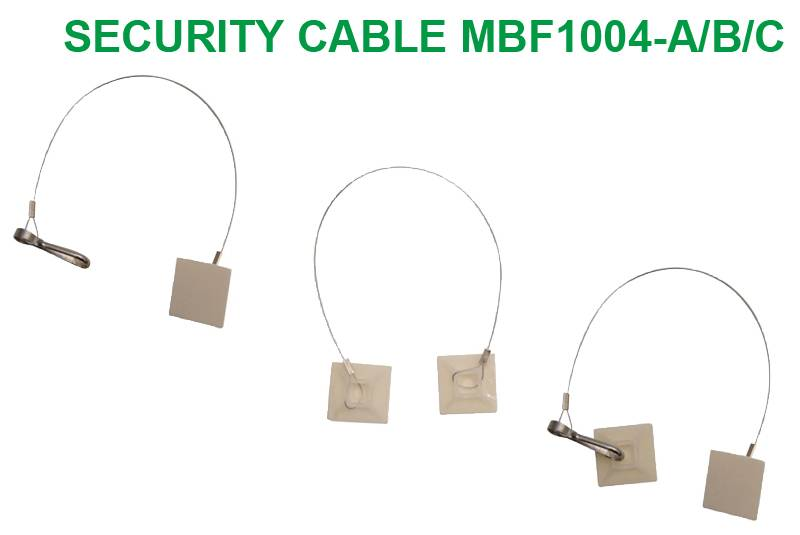 Security Cable MBF1004-A/B/C