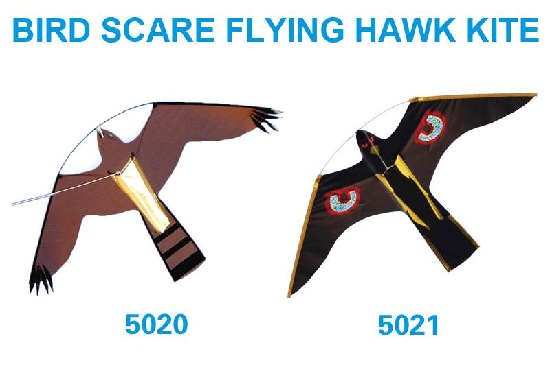Bird Scare Flying Hawk Kite