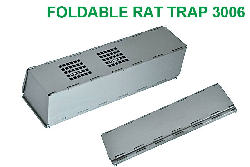 Foldable Screen Rat Traps 3006