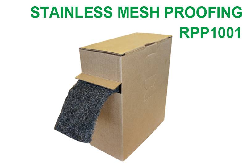 Stainless Mesh Proofing  RPP1001