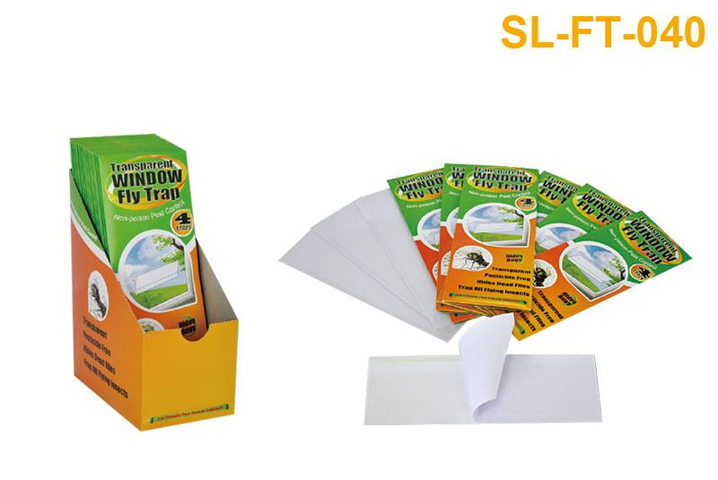 Transparent Window Fly Trap SL-FT-040
