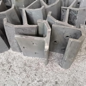 kiln nose is China's high-quality heat-resistant steel guard plate